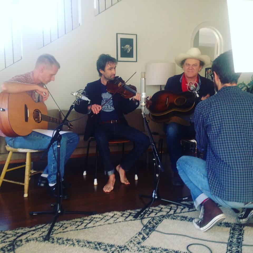 Recently, Andrew Bird Began A New Series Called U201cLive From The Great Room,u201d  Where He And Guests Perform An Acoustic Set In His Living Room. Part 77